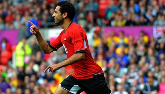 AS Roma : Mohamed Salah out 3 semaines