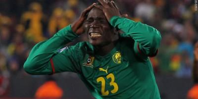Le but du succès pour Vincent Aboubakar