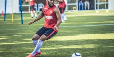 Farès Bahlouli (Photo AS Monaco)