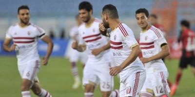Le Zamalek  accroché