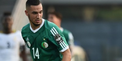 Nabil Bentaleb  écarté en même temps que Riyad Mahrez et Islam Slimani