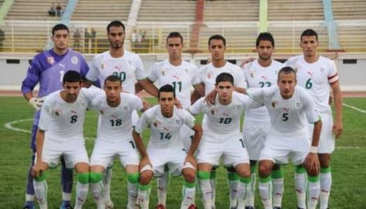 Algérie U23 : la Corée du Sud prochain test