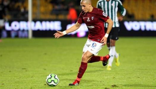 FC Metz:  Ahmed Kashi a filé vers Charlton