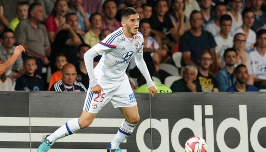 Lille : Yassine Benzia a signé jusqu'en 2019