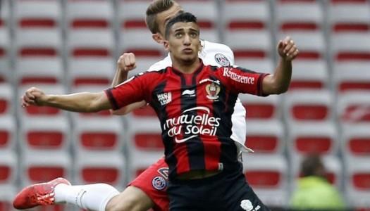 Nice : Saïd Benrahma prêté à Angers