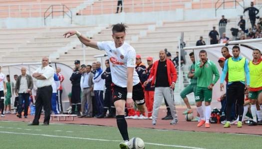 "CAN U23 :  Ayoub Abdellaoui : "" ce sera le podium et rien d'autre»"