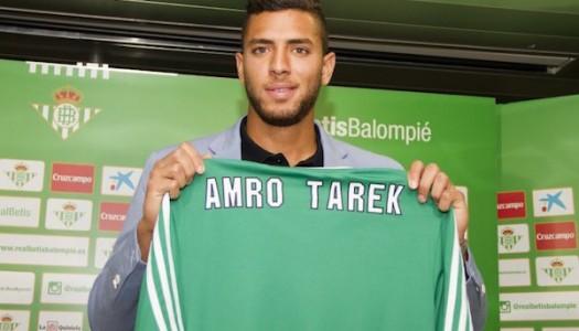 Betis Séville : la nouvelle chance de Tarek Amro