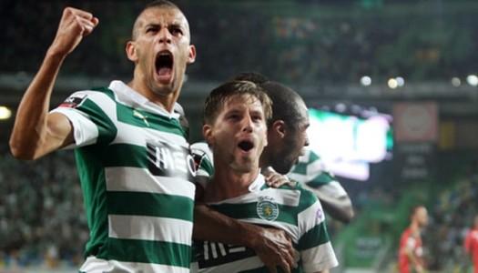 Sporting Portugal : la clause de Slimani levée le 30 juin