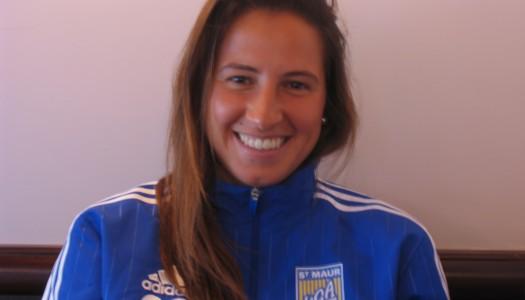 Lilia Boumrar : «je regarde beaucoup Iniesta et Verratti»