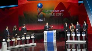 Mondial U17-2015: la Syrie avec la France