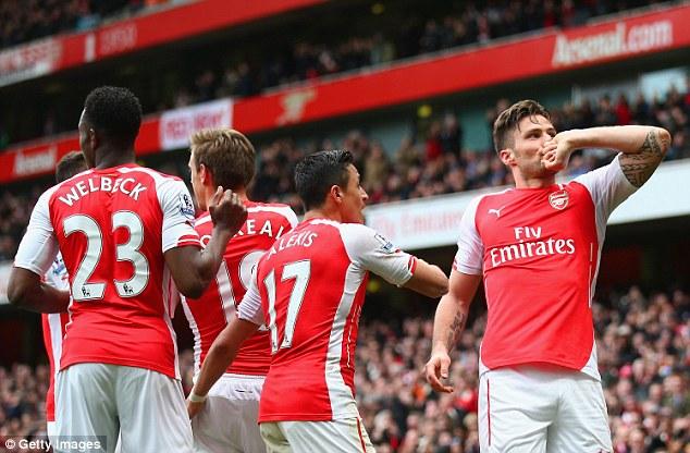 Arsenal a les faveurs des  Égyptiens