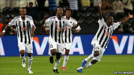 Champions League: Mazembe reprend la tête  du groupe A