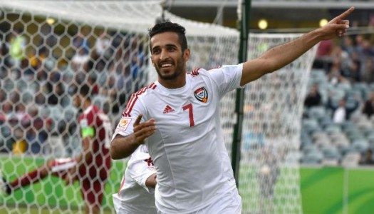 AGL :  Ali Mabkhout reveille Al Jazira