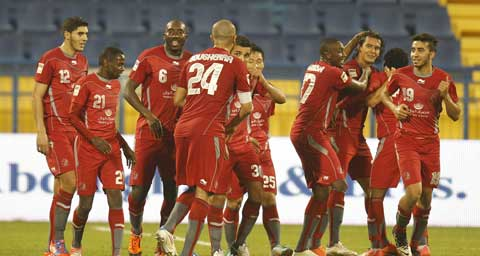 Asian Champions League : Lekhwiya et Al Ain se réveillent