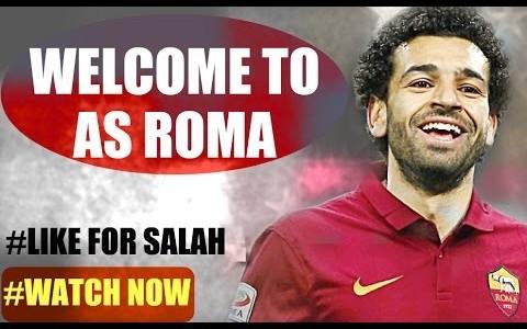 AS Roma: Emam admirateur de Mohamed Salah