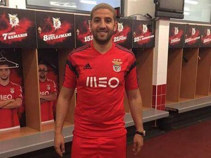 Adel Taarabt de nouveau compétitif à Benfica