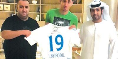 Ishak Belfodil, encore buteur  avec Baniyas