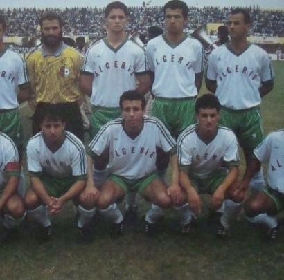 Algérie 1992