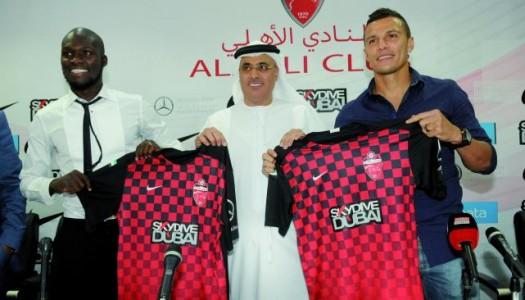 Al Ahli Dubaï : Ahmed Khalifa fier de son mercato