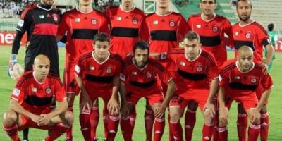 l'USM Alger jouera sa première finale de Champions League africaine