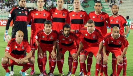 Champion's League:   L' USM Alger en finale !