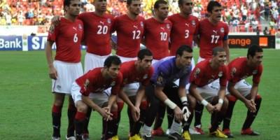 L'Egypte à trois pas de la qualification