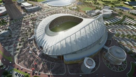 Mondial 2022: le Khalifa Stadium de Doha livré fin 2016