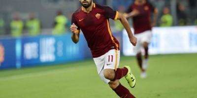 Mohamed Salah,   buteur et passeur contre Sassuelo