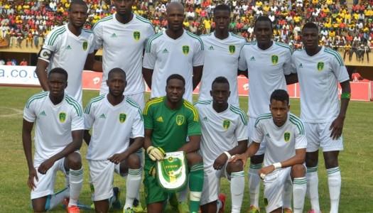 Classement FIFA:   Seule la Mauritanie…