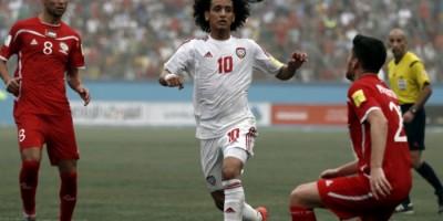 Mondial 2018: Palestine - Emirats, 0-0