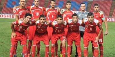Syrie U17 photo fifa.com