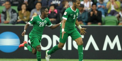 Mondial 2018: En battant les Emirats arabes unis, les  Saoudiens  ont fait un grand pas vers la qualification