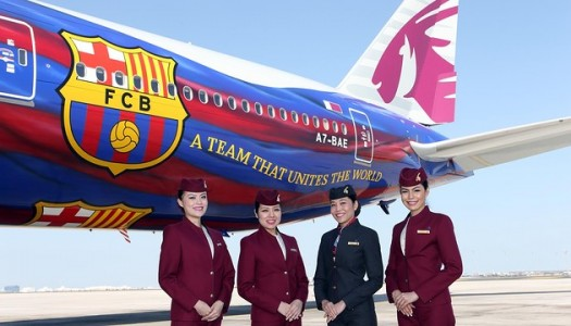FC Barcelone: Qatar Airways joue la montre