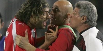 """La brouille """" Mido - Hassan Shehata"""" lors de la CAN 2006"""