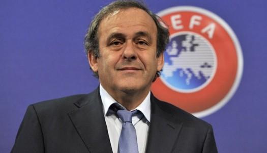 FIFA:  Michel Platini se rebiffe