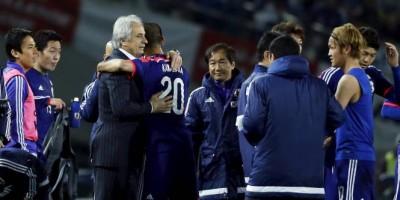 Halilhodzic et le Japon  en route vers le Mondial 2018
