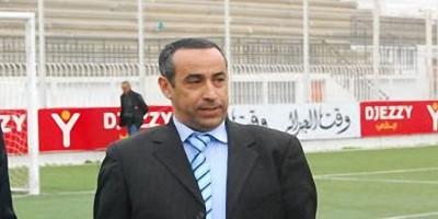 Le président Rebouh Haddad (photo usma.com)