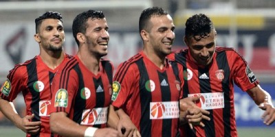 l'USM Alger conforte  son leadership