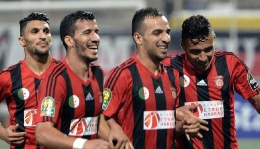 Algérie : l' USM Alger reprend la tête de la L1