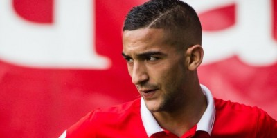 Hakim Zyech, FC Twente, Lions de l'Atlas,