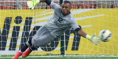 le gardien Ahmed Ashhori n'a pas évité la défaite du Ahli