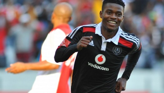 "Orlando Pirates: Masuku: "" une coupe africaine c'est spécial"""