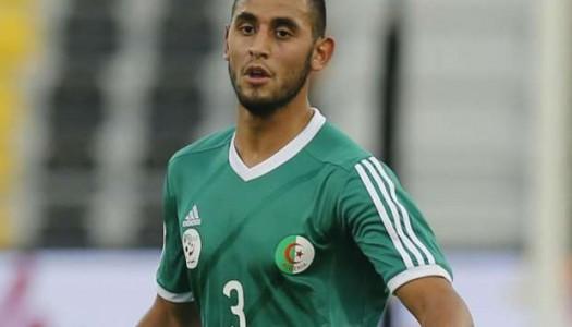 Fennecs:  Faouzi Ghoulam satisfait du match nul