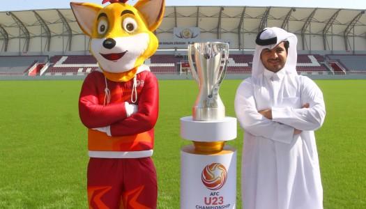 AFC U23 :  la mascotte Najim  dévoilée