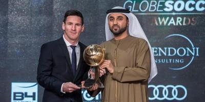 Globe Soccer Awards 2015