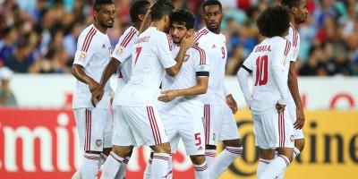 Emirats arabe unis 3ème de l'Asian Cup disputée en Australie, meilleure performance  d'une sélection arabe en 2015
