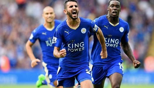 Leicester:  Les Foxes dans la crainte pour Mahrez