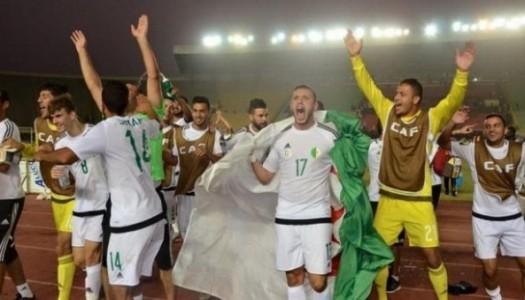 Algérie U23 :  meilleure équipe 2015