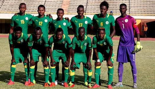 CAN U23 : La Tunisie bute sur le Sénégal (0-2)