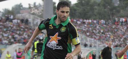 Algérie (L1): le CRB dans le sillage de l' USM Alger